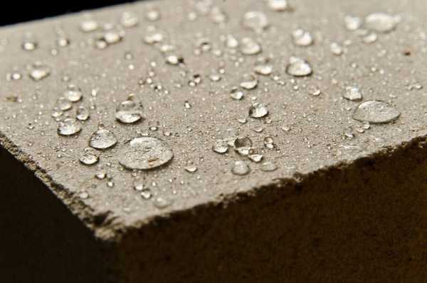 Гидрофобное бетона керамзитобетон состав песок